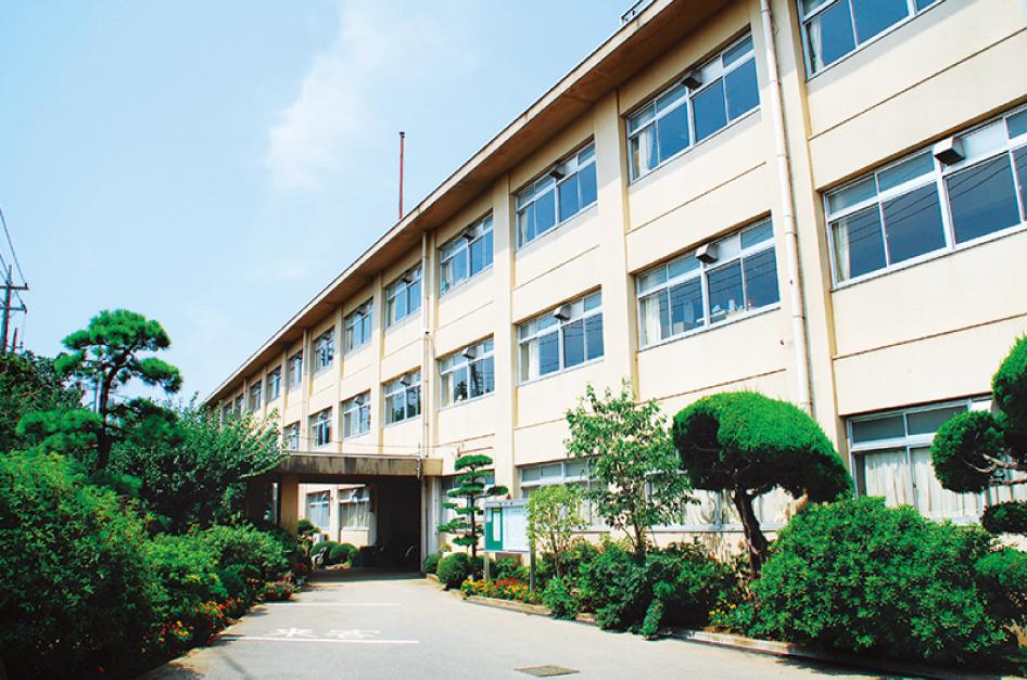 佐倉市立志津中学校