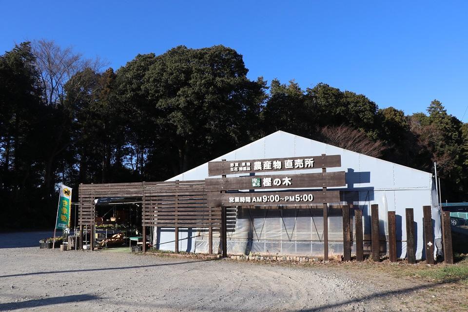 農産物直売所 樫の木