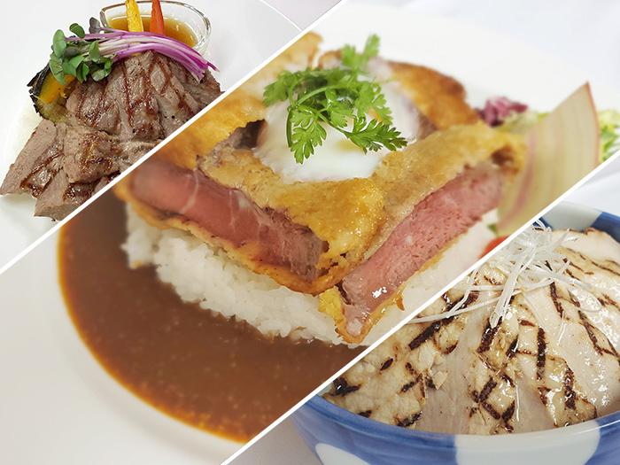 ウィシュトンホテル ディネット 【洋食丼フェア】